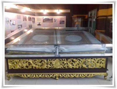 Melihat Koleksi Unik di Museum Gentala Arasy, Jambi