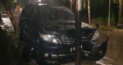 Spekulasi Kecelakaan Super Papa (Setya Novanto)