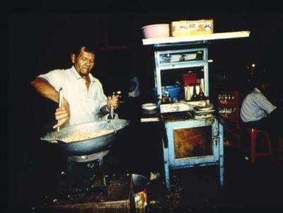 Kisah Inspiratif Seorang Tukang Nasi Goreng