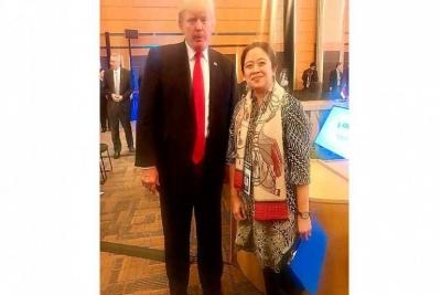 Kerja Puan Maharani untuk Dunia Internasional