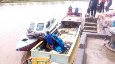 Menjadi Saksi Pembangunan Infrastruktur Transportasi Sungai di Papua