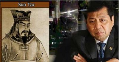 Drama Strategi Sun Tzu Novanto