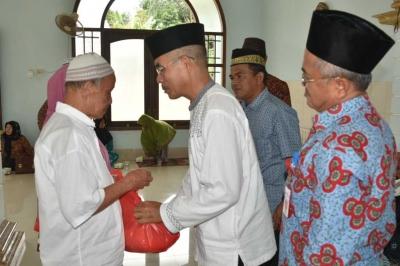 Safari Dakwah Pemkab Bangka di Masjid Nurul Taqwa Sinar Gunung