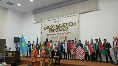 Mahasiswa Indonesia Gelar Festival Budaya se-Asia di Mesir