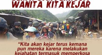 Kekejaman dan Kekejian Kelompok Kriminal Bersenjata yang Menyandera Warga di Papua