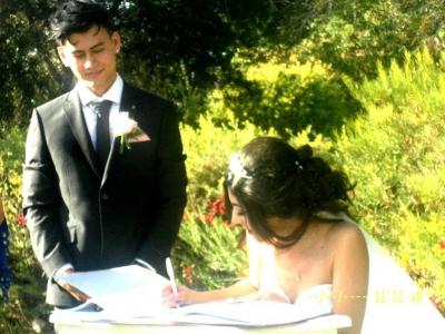 Pernikahan Cucu Kedua Kami, Pertemuan Turki dan Padang