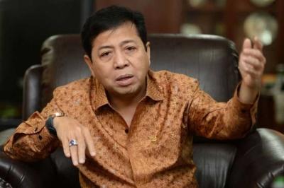 Kata Mantan Pimpinan KPK untuk Novanto,