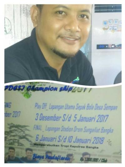 Liga Bangka APDESI Champion SIP