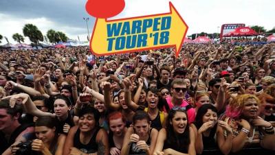 Sejarah Panjang Warped Tour Menuju Episode Akhir