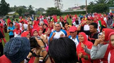 Dinilai Sebagai Sosok yang Peduli, Pospera Dukung Edy Rahmyadi Jadi Gubernur Sumut