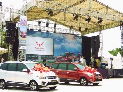 Wuling Family Gathering Day, Apresiasi untuk Peminat Mobil yang Sayang Keluarga
