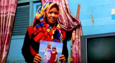 Gadis Mata Biru Berdarah Portugis, Ternyata Bukan Dongeng