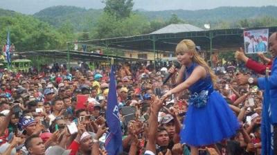 Musik Dangdut dan Kampanye Partai Politik