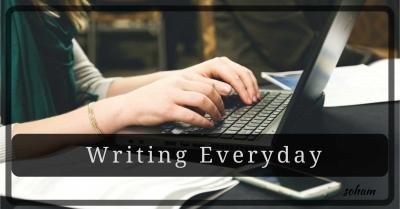 Agar Kebiasaan Menulis Tidak Stagnan
