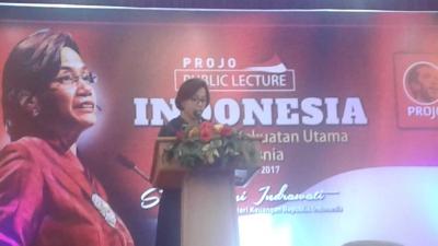 Public Lecture Sri Mulyani, Menyingkap Gagal Paham Hutang Negara