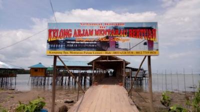Mencicipi Olahan Laut Khas Melayu Sambil