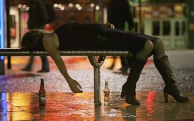 Alkohol dan Parahnya Kultur Mabuk di Inggris