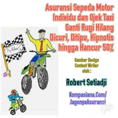 Jaminan Asuransi Sepeda Motor