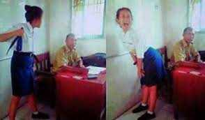 Ketika Rasa Hormat Murid kepada Gurunya Dipertanyakan