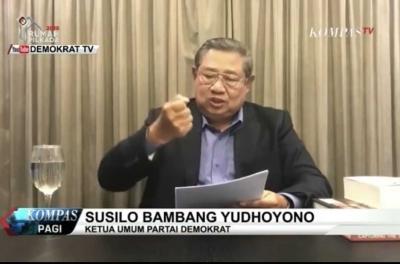 Pilpres 2019, Seandainya Saya SBY