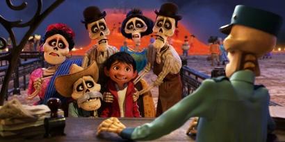 """Keluarga, Impian, dan Perayaan Kematian di Film """"Coco"""""""