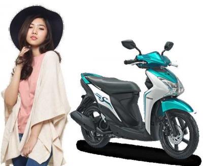 Yang Tua Tetap Bisa Bergaya Muda dengan Yamaha Mio S