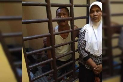 Kriminalisasi Penjual Jamu, Kado Pertama untuk Kapolres Baru (1)