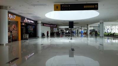 Sekilas Pandang Bandara Sultan Aji Muhammad Sulaiman Sepinggan Balikpapan