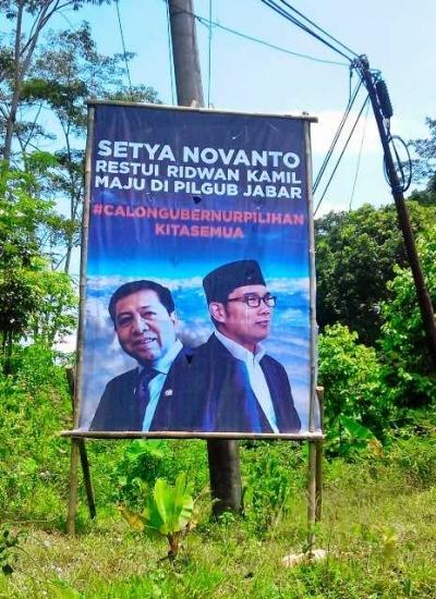 Gara-gara Baliho, Diprediksi Elektabilitas Ridwan Kamil Jungkir ke Titik Nadir
