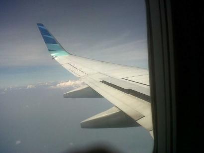 Wifi di Pesawat Udara