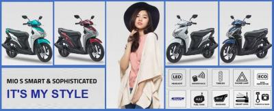 Sophisticated Era: Creat Your Mio S-tyle for You Smart Generation