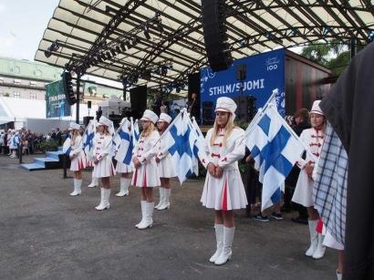 Suomi 100, Merayakan 100 Tahun Kemerdekaan Finlandia