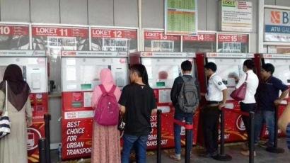 Analisis Penerapan Penggunaan Commuter Electronic Ticketing (Commet) dengan Commuter Vending Machine (C-VIM) di Jabodetabek, Efektif?