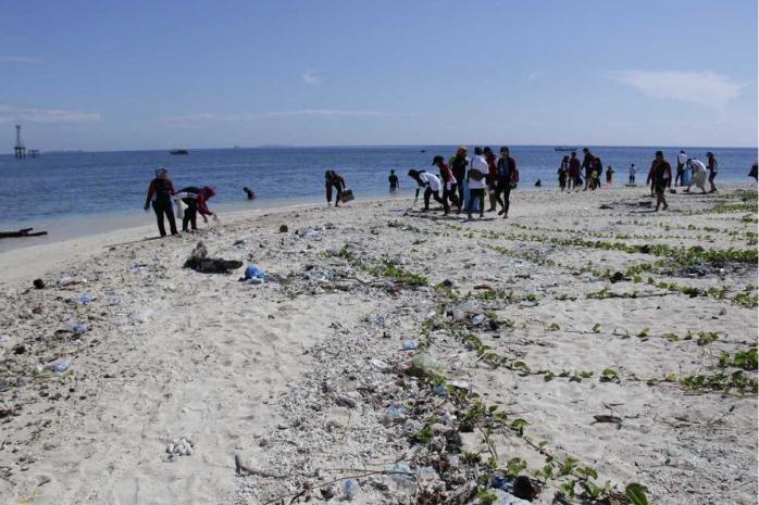 Selamatkan Wilayah Pesisir Indonesia dan Lautku Bebas Sampah