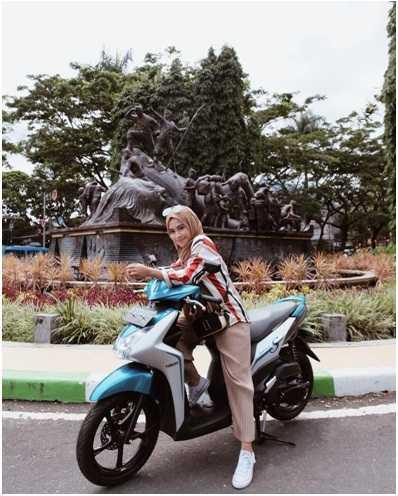 Mio S Isyana, Inspirasi Yamaha Memahami Kebutuhan Wanita