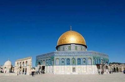Yerusalem, Damai dan Suci-n(N)ya yang Ternodai