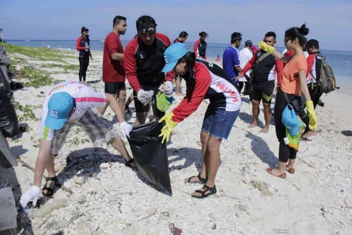 Upaya dan Inovasi Bersama untuk Wujudkan Lautku Bebas Sampah