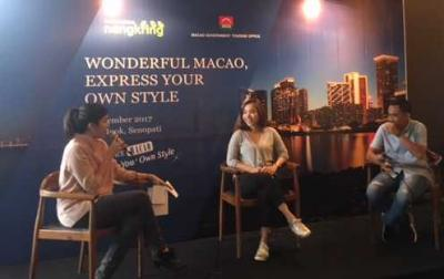 Tersihir Pesona Wonderful Macao dari Masa ke Masa
