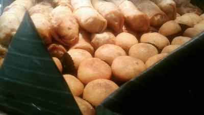 Jajanan Pasar, Makanan