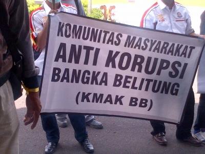 Benarkah Ada Korupsi di Dinas Dikbud Bangka?