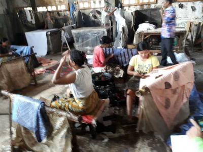 Potensi Batik Trusmi di Tengah Konflik Struktural