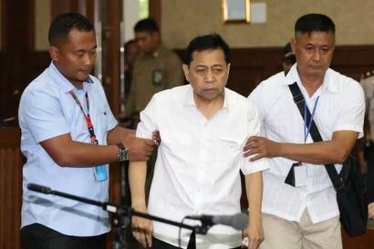 Drama Pengadilan Setya Novanto dan ''Argumentum ad Misericordiam''