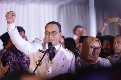 "Menyimak Ucapan Anies, ""Lulus Cepat"" dari Kabinet Jokowi"