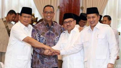Makna Prabowo Usung Sudirman Said di Jawa Tengah dan Legowonya Ferry Juliantono