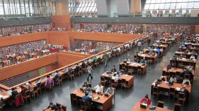 Perpustakaan yang Berjejaring di Masa Depan