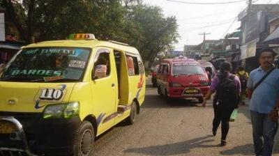 Angkot Mogok, Berkah bagi Transportasi