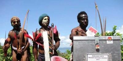 10 Alasan Pilkada Papua 2018 Rawan Konflik
