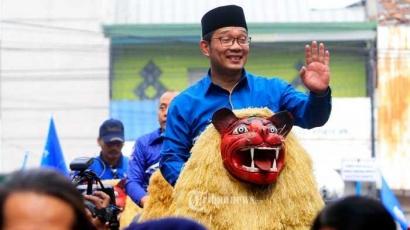 Bandung Raih Indeks Persepsi Korupsi Tertinggi, Ridwan Kamil Belum Layak Jadi Gubernur