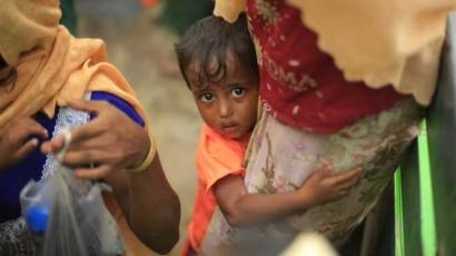 Tragedi Kemanusiaan Rohingya