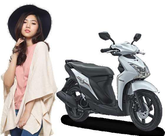 Yamaha Mio S dan Isyana Sarasvati, Sempurna!